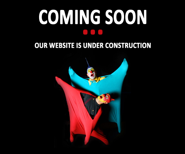 Our website is under construction